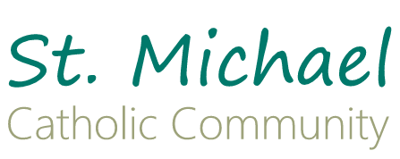 St. Michael Catholic Community logo by DMG Computer